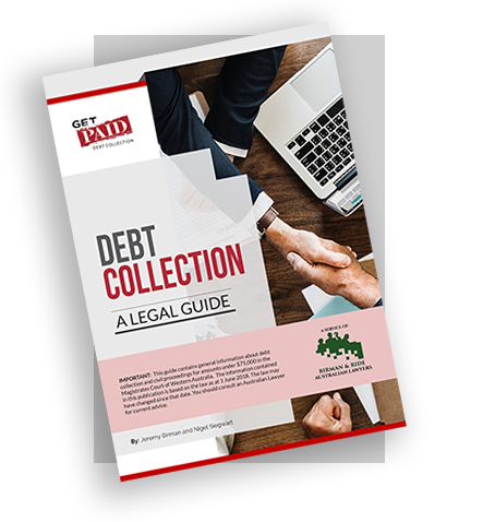 Debt Collection - A Legal Guide